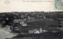 76 SAINT PIERRE En PORT Vue Générale - France
