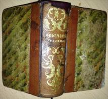 ARMENIAN TURKISH FRENCH DICTIONARY 1853 VIENNA SERAPION EMINIAN 4 PAGE MISSING - Wörterbücher