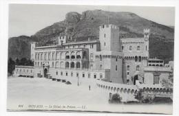 MONACO - N° 201 - LE PALAIS DU PRINCE - CPA NON VOYAGEE - Palais Princier