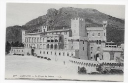 MONACO - N° 201 - LE PALAIS DU PRINCE - CPA NON VOYAGEE - Prince's Palace