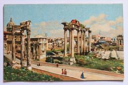 ROMA. Foro Romano, Veduta Generale - Roma (Rome)
