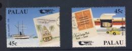 PALAU 1990 PACIFICA Scott N°247/48 NEUF MNH** - Palau