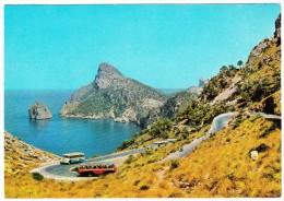Mallorca: 4x OLDTIMER AUTOBUS / REISEBUS / TOURINGCAR  - Pollensa - (Baleares, Espana/Spain) - Bus & Autocars
