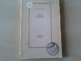 Bela Bartok Door Denijs Dillei, N.I.R. Brussel, 92 Blz., 1947 - Livres, BD, Revues