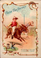 CHROMO CACAO VAN HOUTEN - Van Houten