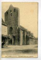 24 DOMME PLace Ancienne Eglise Pres La Barre 1910    /D02-2016 - Autres Communes