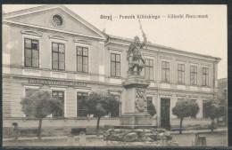 Ukraine   -   Stryj - Pomnik Kilinskiego - Kilinski Monument       Feldpost - Ukraine