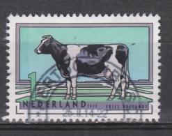 NVPH Netherlands Nederland Niederlande Pays Bas Holanda Nr 2975 Used ; Koe Cow La Vache Vaca Fries Hollands  2012 - Koeien