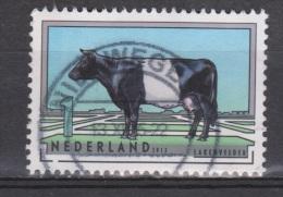 NVPH Netherlands Nederland Niederlande Pays Bas Holanda Nr 2976 Used ; Koe Cow La Vache Vaca Lakenvelder 2012 - Koeien