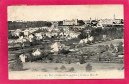 64 PYRENEES-ATLANTIQUES PAU, Le Quartier Du 14 Juillet, Le Château Henri IV, 1912, (C. C.) - Pau