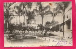 64 PYRENNEES-ATLANTIQUES PAU, Le Palais D'Hiver, Le Palmarium, Précurseur, 1903, (D. T., Lourdes) - Pau