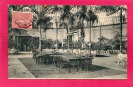 64 PYRENNEES-ATLANTIQUES PAU, Le Palais D'Hiver, Les Tables De Jeu, 1906, (Royer, Nancy) - Pau