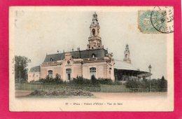 64 PYRENNEES-ATLANTIQUES PAU, Le Palais D'Hiver, Vue De Face, 1905, (B. J. C., Paris) - Pau