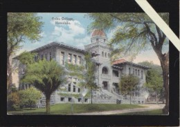 Etats Enis Amerique - Oahu College - Honolulu - Oahu
