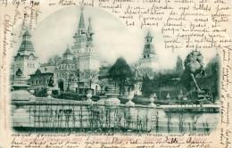 RUSSIE(EXPOSITION UNIVERSELLE 1900 PARIS) - Russland