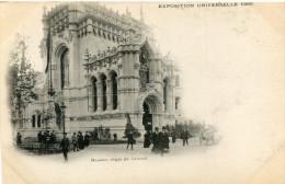 RUSSIE(EXPOSITION UNIVERSELLE 1900 PARIS) ALCOOL - Russie