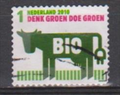 NVPH Netherlands Nederland Niederlande Pays Bas Holanda Nr 2734 Used ; Koe Cow La Vache Vaca, 2010 MUCH MORE COWS LOOK ! - Koeien