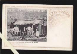 Australie - Victoria - Australian Bushman's Home - Precurseur - Australie