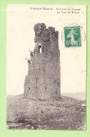 JOYEUSE, Environs : La Tour De Brison. 2 Scans. Edition Dureau - Joyeuse