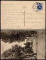 FA381 Carte Postale De Longlier à Gand 1936 - Cartes Souvenir