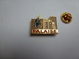 Beau Pin's , Ville De Falaise , OTSI , Château Guillaume Le Conquérant , Calvados - Villes