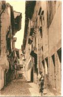 Autres. Fuenterrabia. Calle De Pampinot. - Espagne