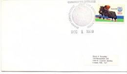 USA OLYMPICS VIA SATELLITE LOS ANGELES   (F160119) - Giochi Olimpici