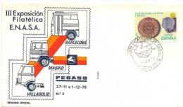 MADRID ESPANA EXPOSICION FILATELICA E.N.A.S.A.   (F160130) - Esposizioni Universali