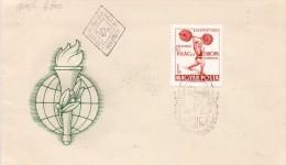 UNGHERIA MAGYAR POSTA OLYMPIC GAMES    (F160121) - Giochi Olimpici