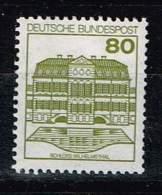 Bund 1982, Michel# 1140 AI R ** Mit Nr. 035 - BRD