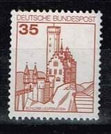 Bund 1982, Michel# 1139 AI R ** Mit Nr. 0650 - BRD