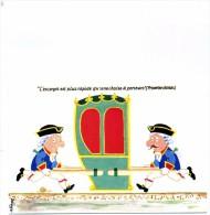 """ILLUSTRATEUR /  JM  PETEY        / """"      ILL 366  """"   1989   CPSM 10 X 15  NEUVE   TBE - Autres Illustrateurs"""
