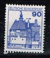 Bund 1979, Michel# 997 R ** Mit Nr. 495 - BRD