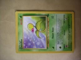 CHETIFLOR POKEMON DE BASE 49/64 1999-2000 - Pokemon