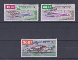 GUINEE. YT PA 11/13 Neuf ** Jeux Olympiques De Rome. Timbres De 1959 Surchargés 1960 - Guinée (1958-...)