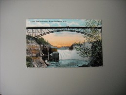 ETATS UNIS NY NEW YORK ROCHESTER LOWWER FALLS OF GENESEE RIVER - Rochester