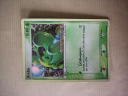 LOT DE 2 IMAGES 2005 ARCKO 70/106 ET JOLIJLOR 16/101 - Pokemon