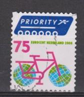 Nederland Netherlands Niederlande, Holanda, Pays Bas Nr 2560 Used ; Fiets, Bicyclette, Bicicleta 2008 MUCH MORE BICYCLES - Transportmiddelen