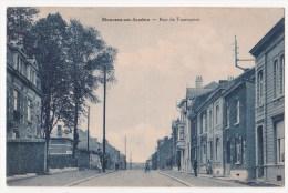 Monceau Sur Sambre: Rue De Trazegnies. - Chimay