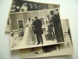3  FOTO CARTOLINE   NOZZE MILITARE   WEDDING  MATRIMONIO  MARRIAGE  SPOSO  GROOM  LOTTO LEQ - Nozze