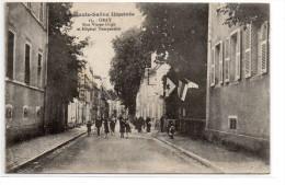 Haute-Saône : Gray : Rue Victor Hugo - Gray