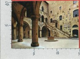 CARTOLINA NV ITALIA - FIRENZE - Palazzo Del Bargello - Il Cortile - 10 X 15 - Firenze