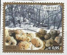 Italia 2015, Tartufo (o) - 6. 1946-.. Repubblica