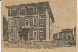 San Felice Sul Panaro, Modena, 6.8.1945, Scuole Elementari. - Modena