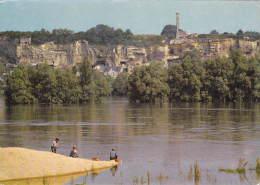F3724 - ROCHECORBON - La Loire Et La Lanterne  (pêcheurs) - Rochecorbon