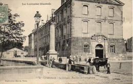 54 LUNEVILLE  Le Château  - Pavillon De L'aile Gauche - Luneville