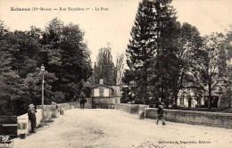 52 ECLARON  Rue Napoléon 1er  - Le Pont - Eclaron Braucourt Sainte Liviere