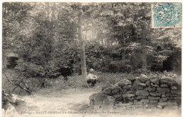 SAINT MERD LES OUSSINES - Ruines Des Oussines   (84778) - Autres Communes