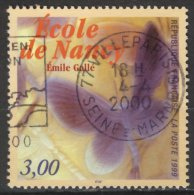 France 1999 - Y & T - N° 3246 - L'Ecole De Nancy - Frankreich