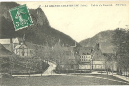 La Grande Chartreuse Entree Du Couvent - Chartreuse